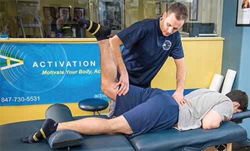 Activation-Fitness-Steve-Client-on-Table